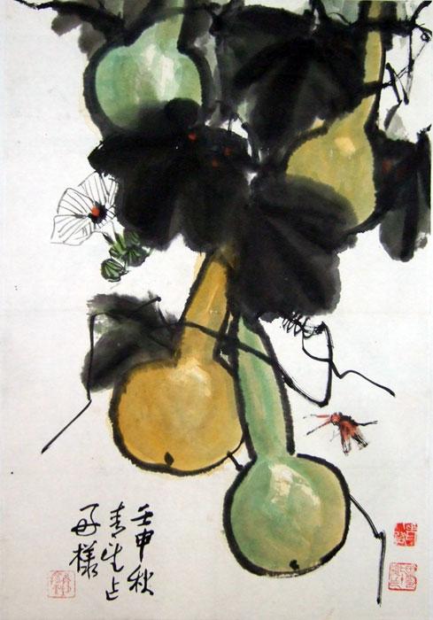 先卜,出生于山东青岛市,大学文化,现为中国美术家协会会员,北京紫竹画